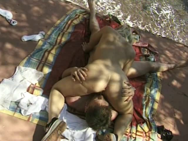 Sexe à la plage