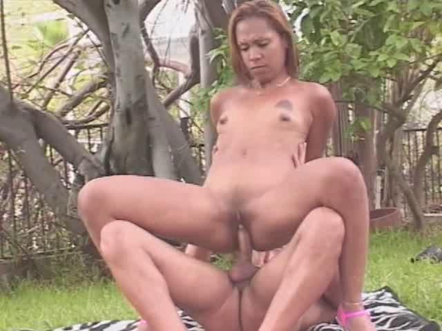 Sexe dans un parc public